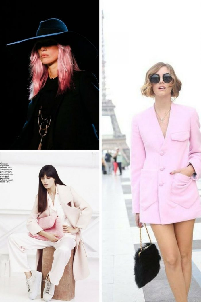 Pink Fashion Trend For Women 2018 (4)