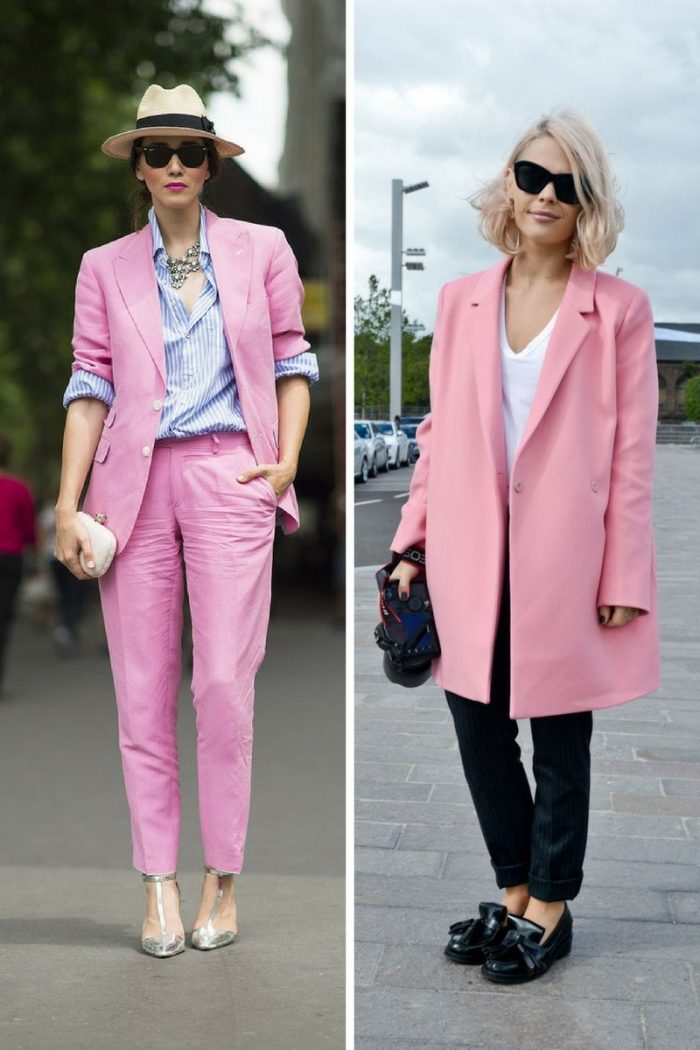 Pink Fashion Trend For Women 2018 (6)