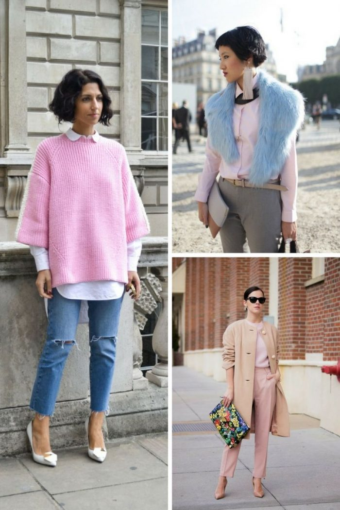 Pink Fashion Trend For Women 2018 (7)