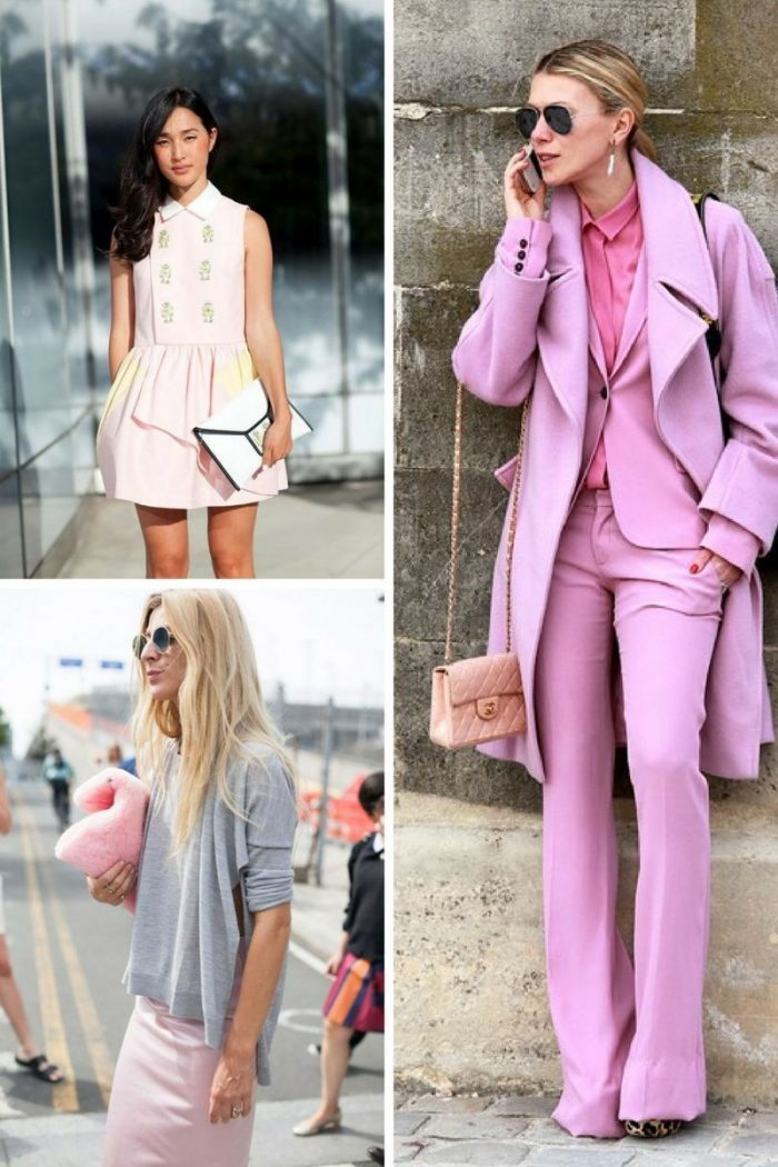 Pink Fashion Trend For Women 2018 (8)