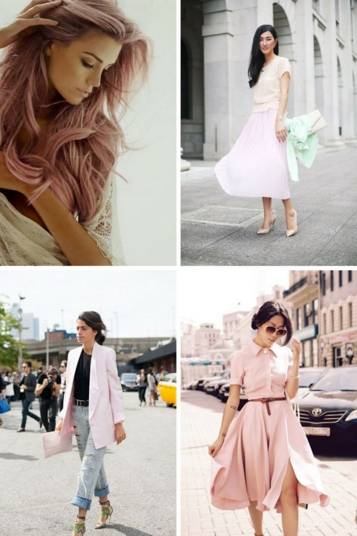 Pink Fashion Trend For Women 2018 (9)