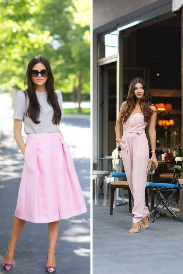Pink For Women Who Want To Look Sophisticated 2018 (9)