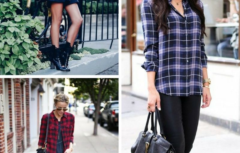 What Plaid Shirts Are Popular Now