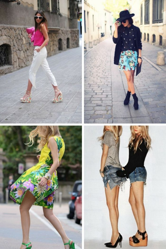 Platform Shoes Best Designs To Try Now 2019