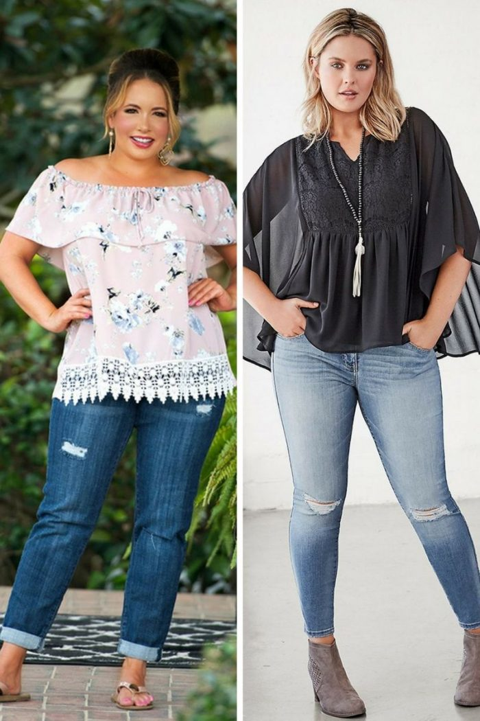 Women's Plus Size Casual Clothes For Summer 2020 ...