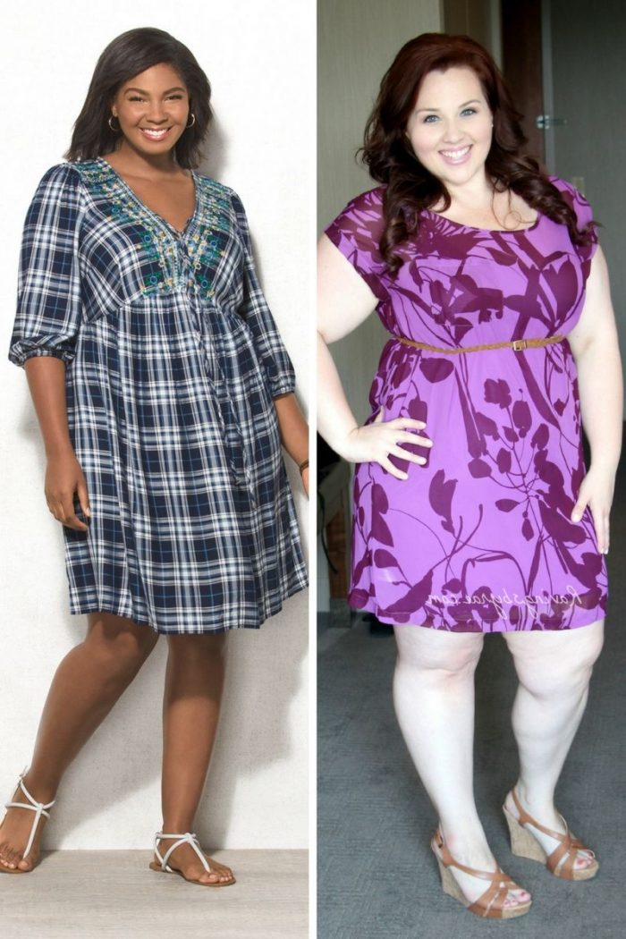 Summer Plus Size Dresses For Casual And Special Occasions 2019