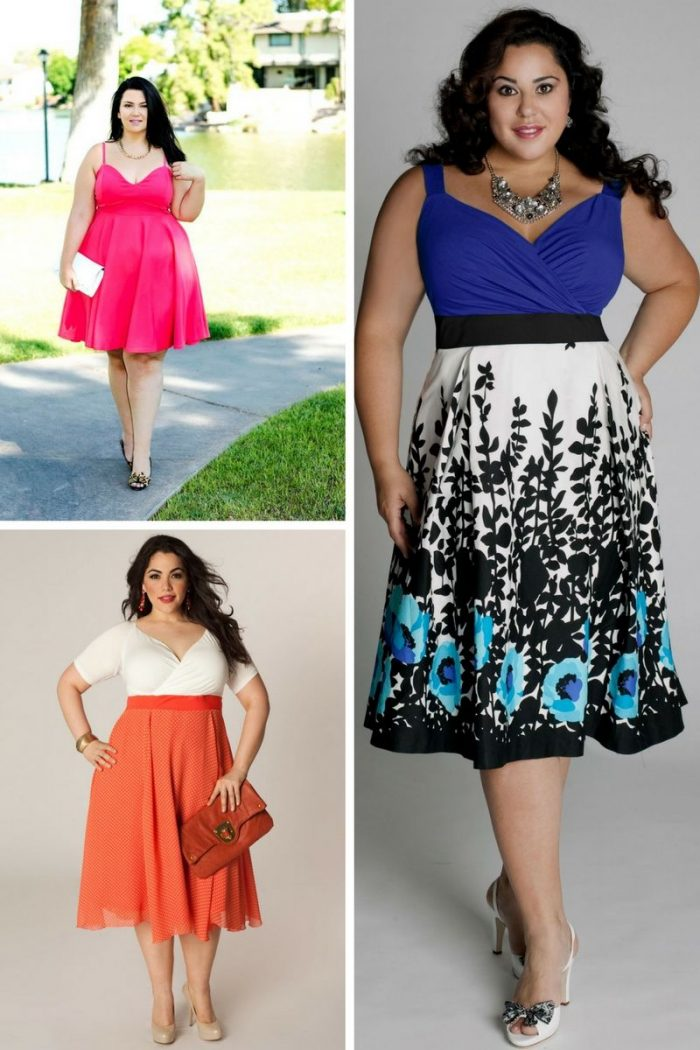 Summer Plus Size Dresses For Casual And Special Occasions 2019 ...