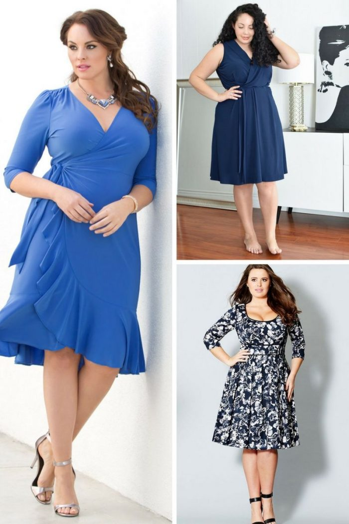 Plus Size Casual Dresses 2018 (3)