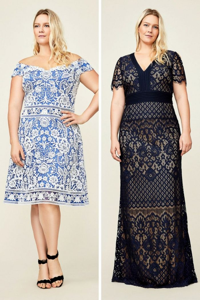Stunning Plus Size Dresses For Spring-Summer 2019 - StyleFavourite.com