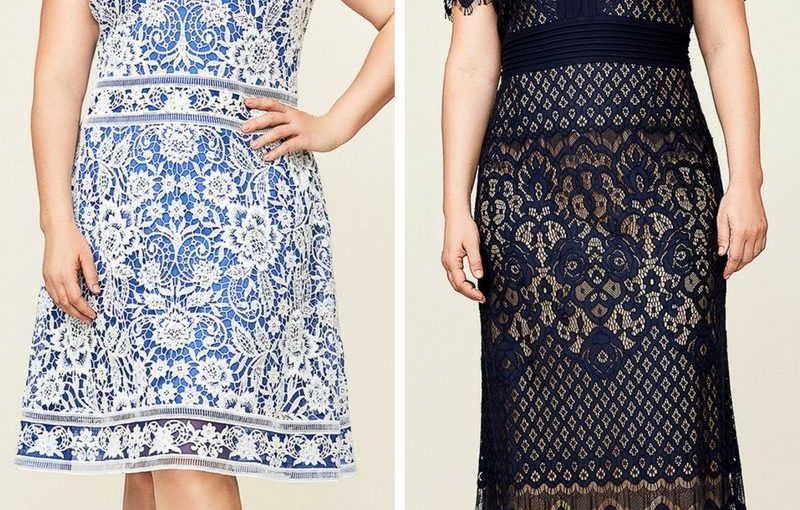 Stunning Plus Size Dresses For Spring-Summer