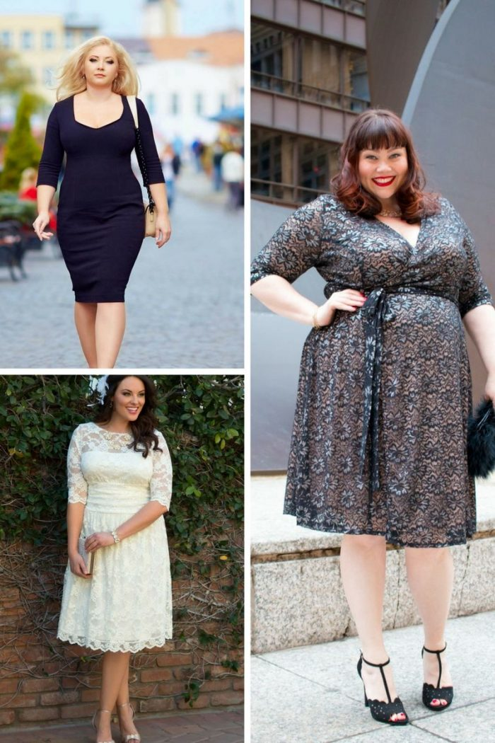 Stunning Plus Size Dresses For Spring-Summer 2020 ...