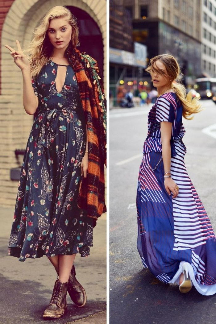 Plus Size Maxi Dresses For Spring-Summer 2019 ...