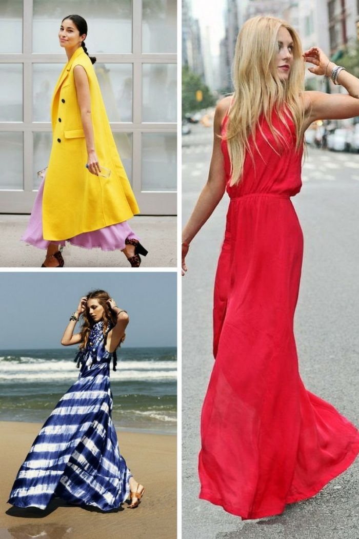 Plus Size Maxi Dresses For Spring-Summer 2019