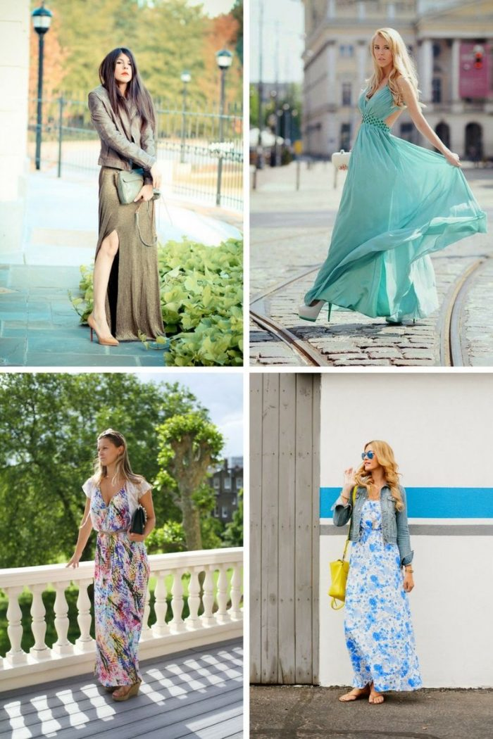 Plus Size Maxi Dresses For Spring-Summer 2021