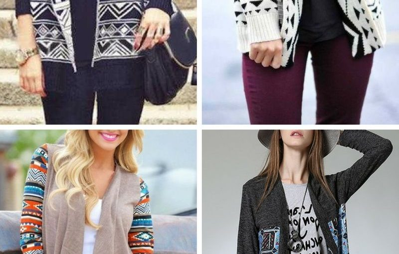 Printed Cardigans For Women 2018 (10)
