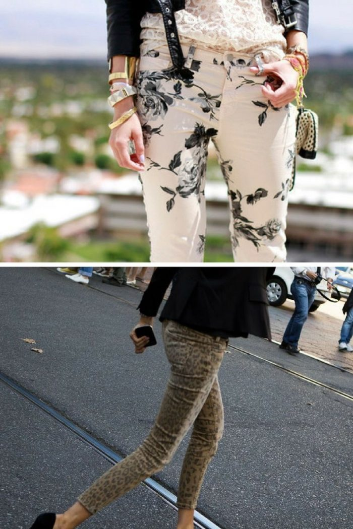 Printed Pants And Leggings for Women 2018 (4)