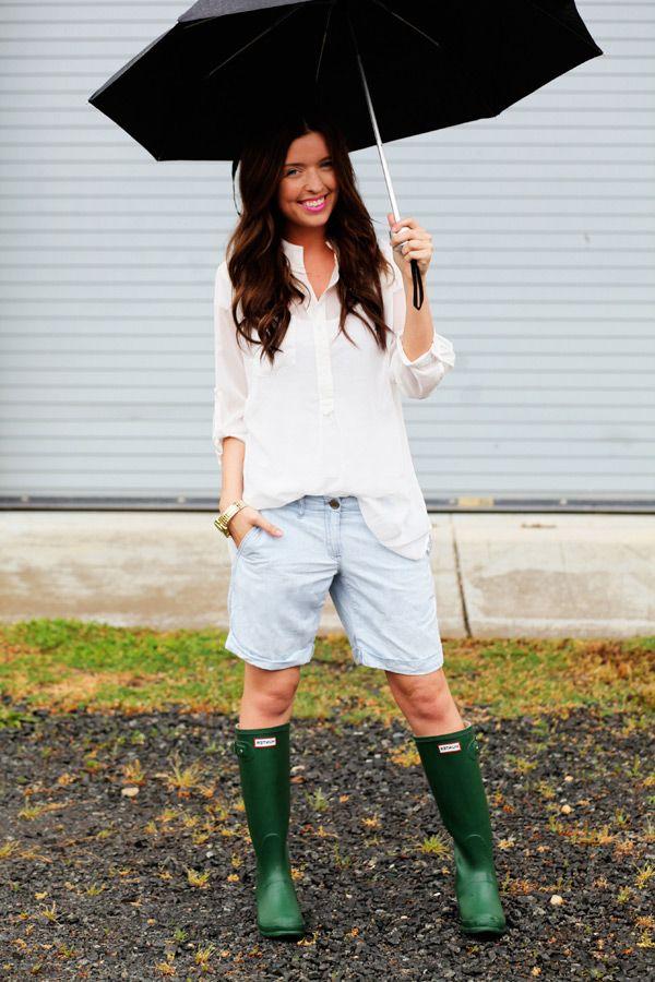 Rain Boots For Women 2019