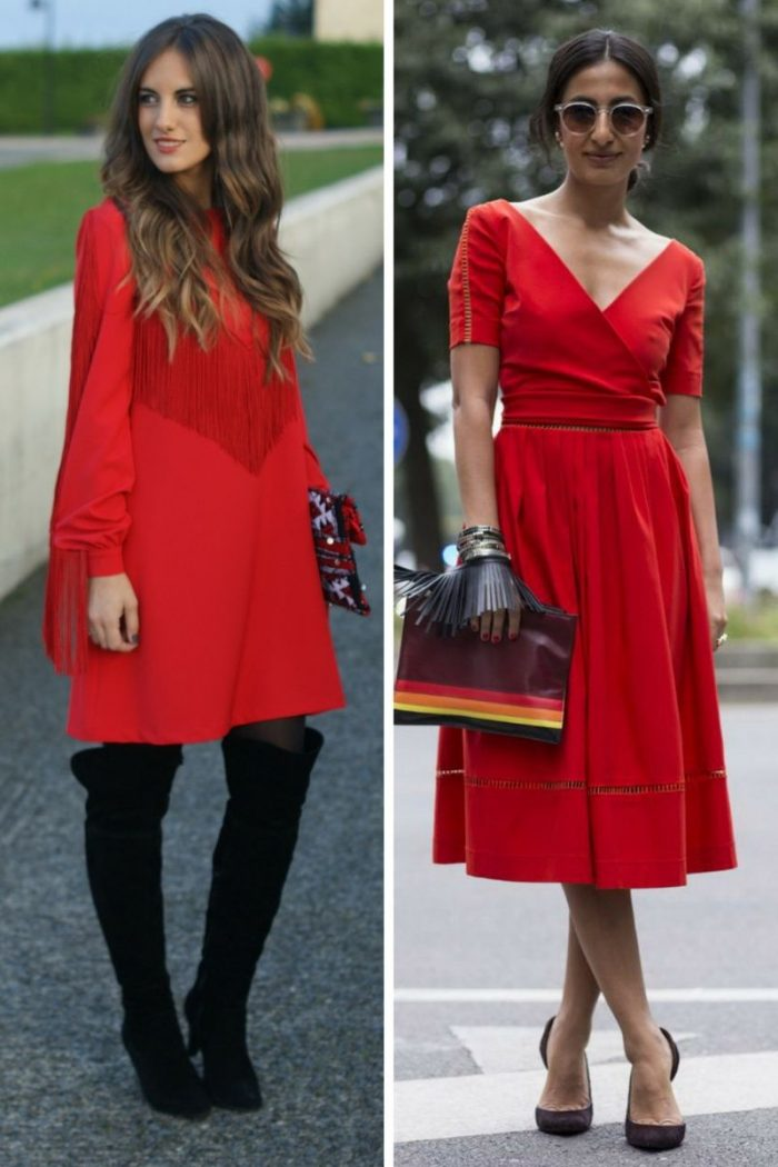 Red Clothes For Women To Try This Winter 2019