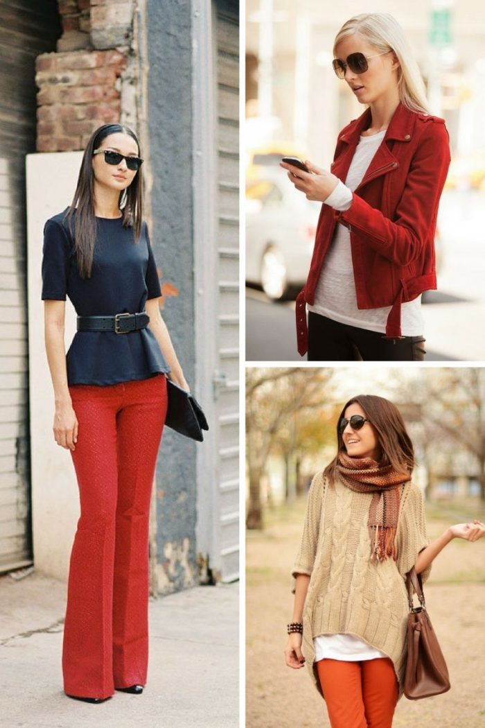 Red Clothes For Women To Try This Winter 2020