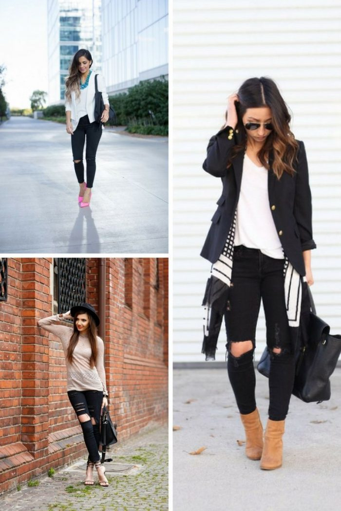 Denim Trends: Ripped Jeans For Women 2020