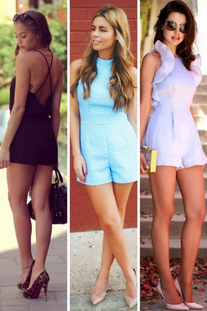 Best Rompers to Wear on a Date 2019