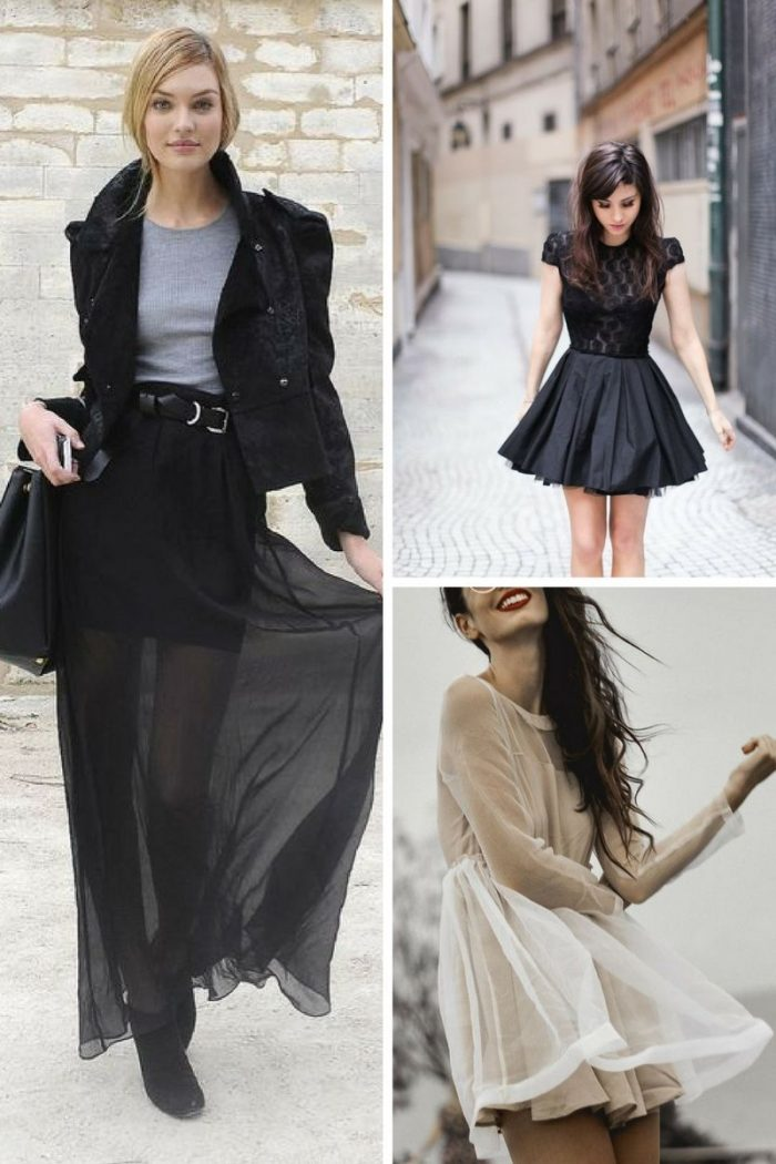 Sheer Clothes For Women 2019
