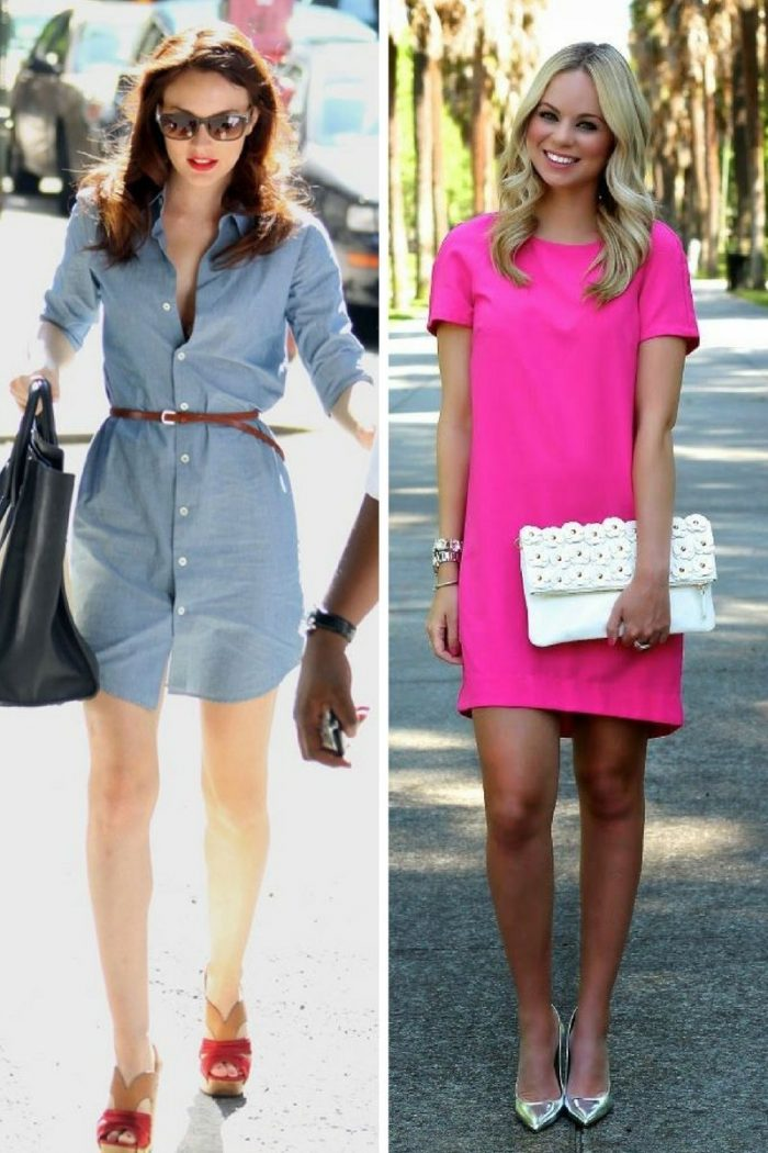 Best Shirt Dress Styles For Women 2019