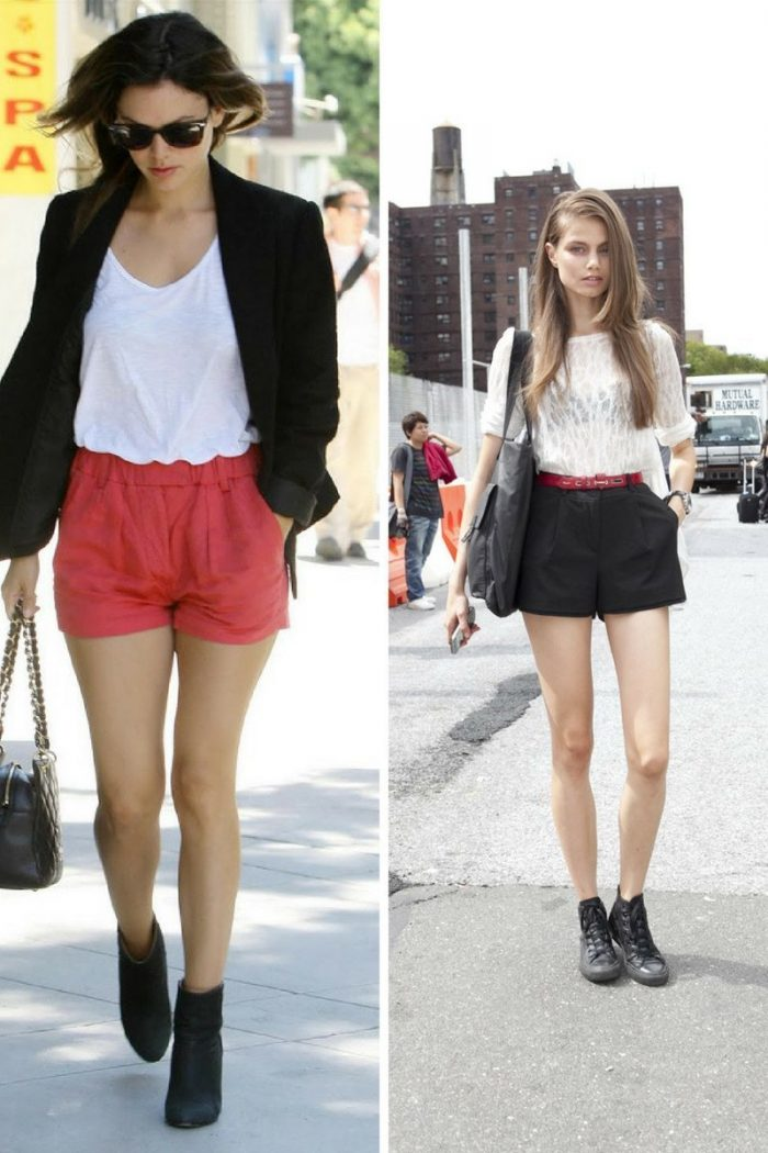Shorts For Spring 2018 Best Styles (10)