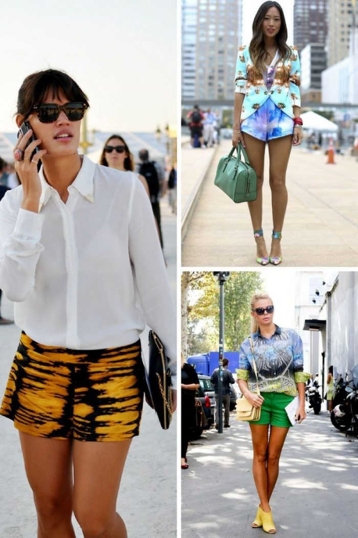 Shorts For Spring 2018 Best Styles (7)