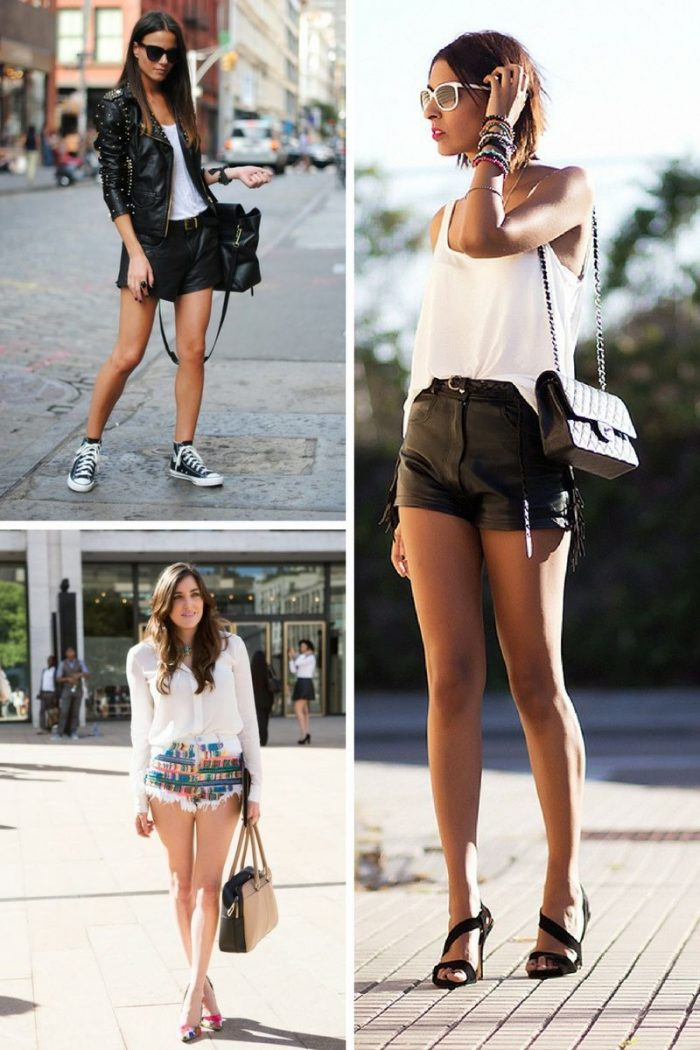 Shorts For Spring 2018 Best Styles (8)