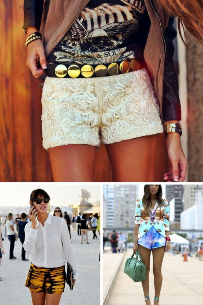 Shorts For Spring 2018 Best Styles (9)