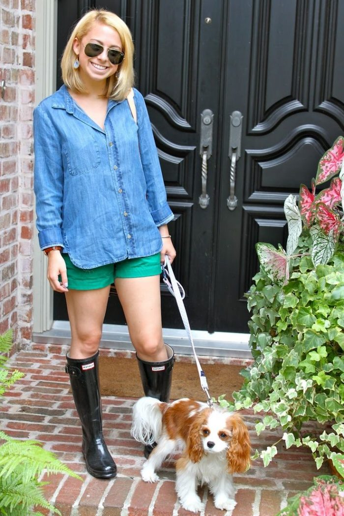 How to Wear Boots and Shorts For Women 2019