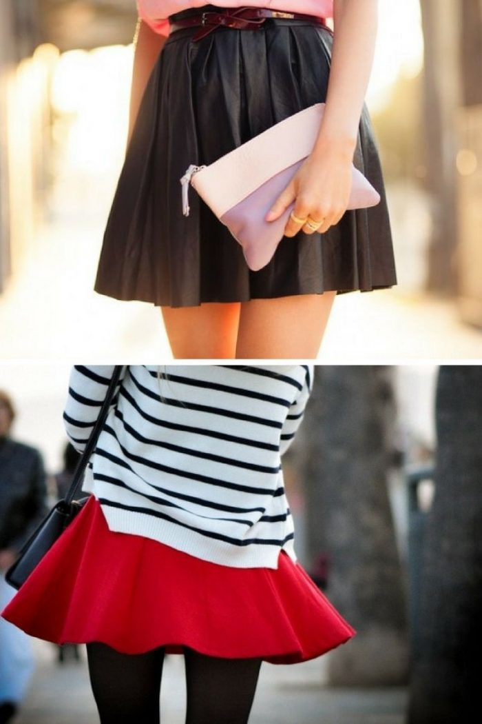 Skater Skirts For Summer 2018 (11)