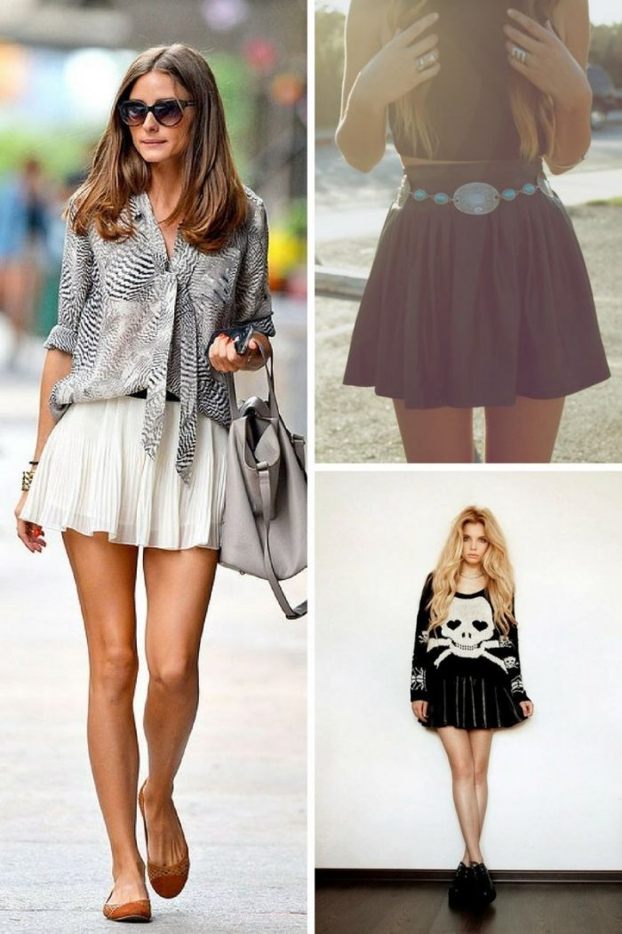 Skater Skirts For Summer 2018 (5)