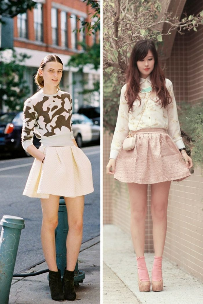 Skater Skirts For Summer 2018 (9)