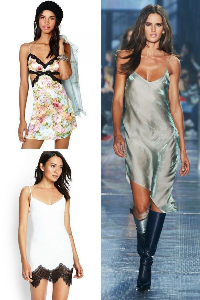 Slip Dresses To Try Now 2020