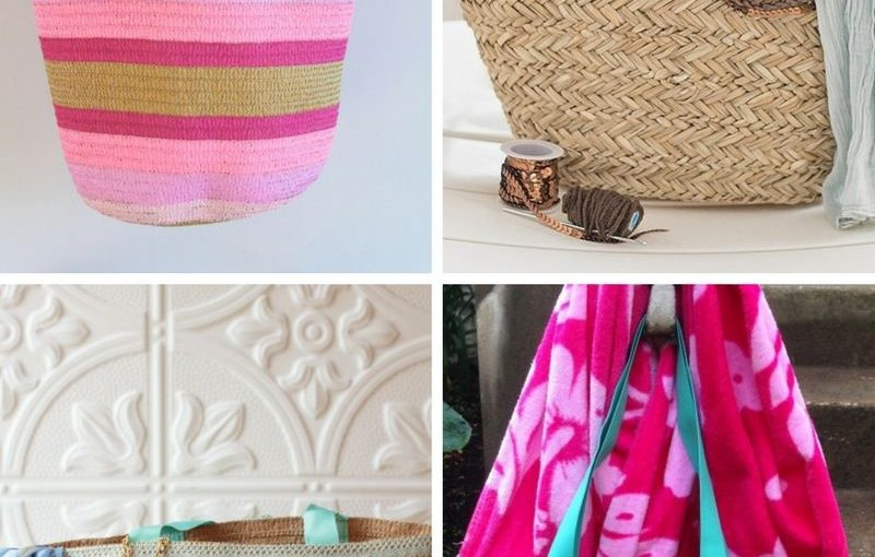 Straw Bags For Summer 2018 (5)