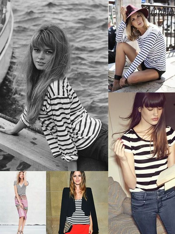 Striped Clothes For Women 2019