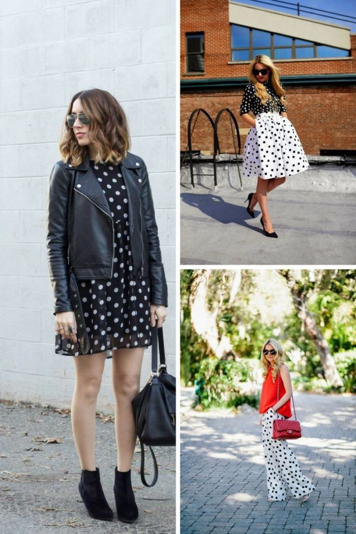 Summer 2018 Polka Dots For Women (2)
