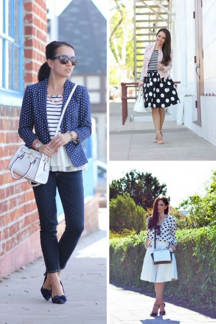 Summer 2018 Polka Dots For Women (5)