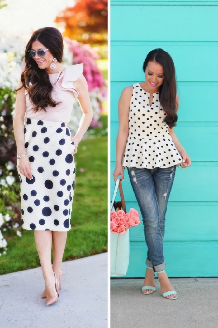 Summer 2018 Polka Dots For Women (6)