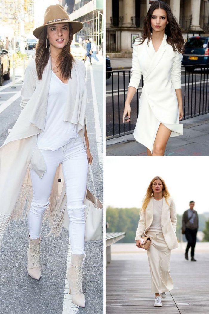 Summer 2018 White Clothes For Women (2)
