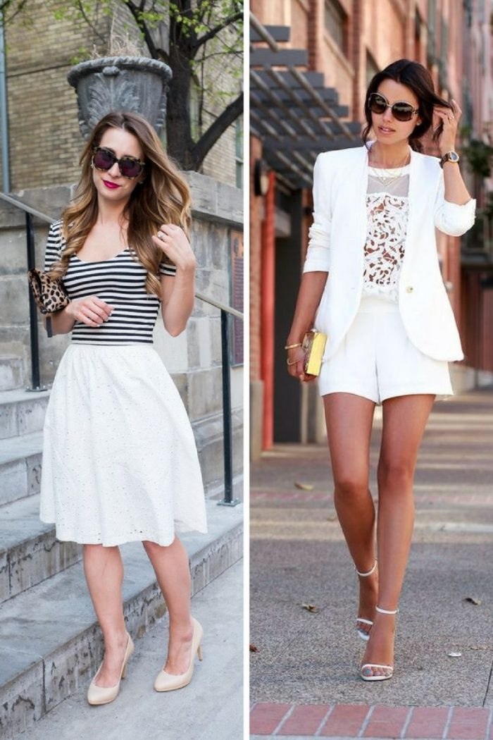 Summer 2018 White Clothes For Women (7)