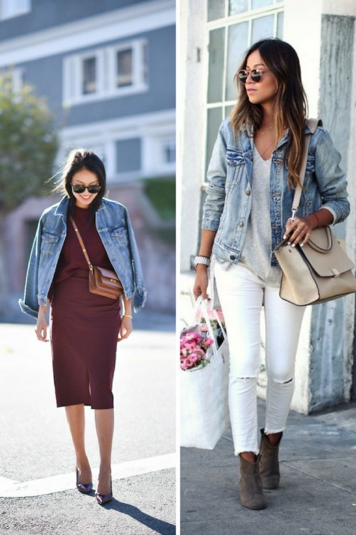 Summer Denim Jacket For Women 2020