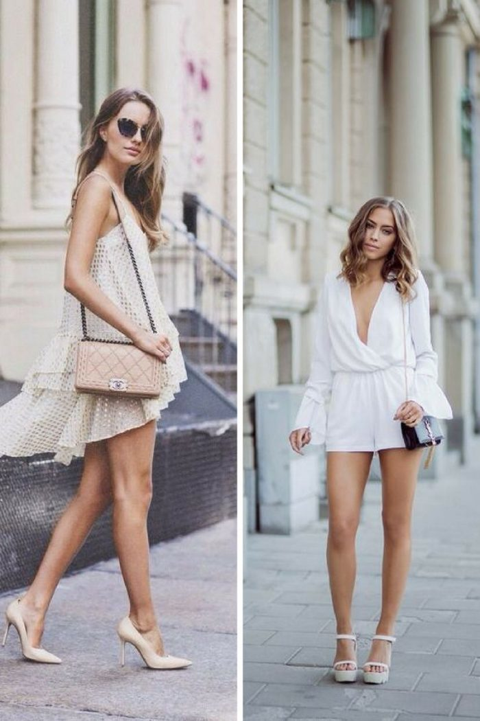 Summer Monochromatic Essentials For Women 2019