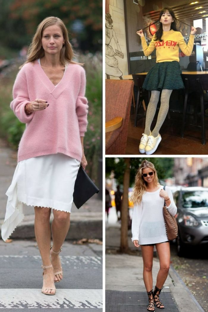 Light Sweaters For Summer 2019
