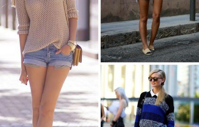 Super Trendy Shorts 2018 For Women (3)