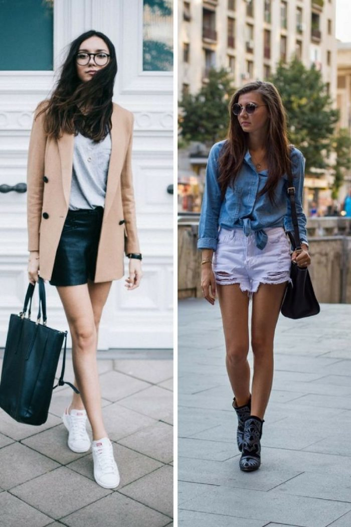 What Women's Shorts Are In Trend This Summer 2019