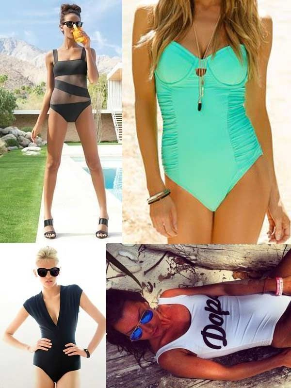 Women's Best Swimsuits Trends To Follow 2019