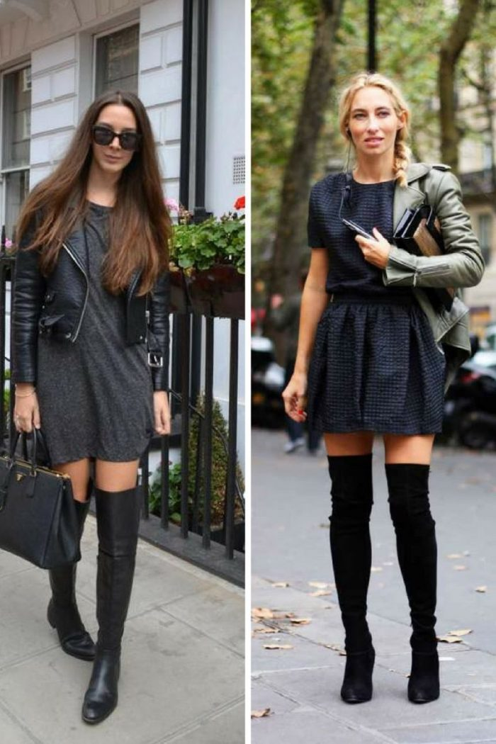 d355e7bfea3 What Thigh-High Boots Are In Trend 2019 - StyleFavourite.com
